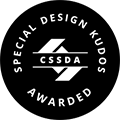 CSS Design Awards Special Kudus Award